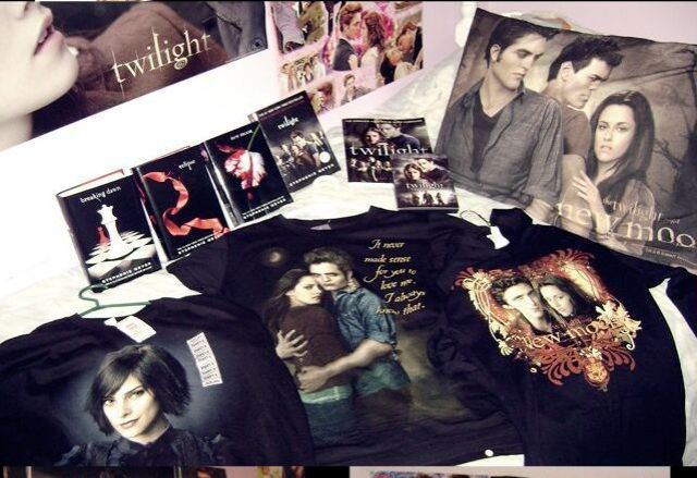 Twilight Fans with Creepy Twilight-Themed Bedrooms (28 pics)