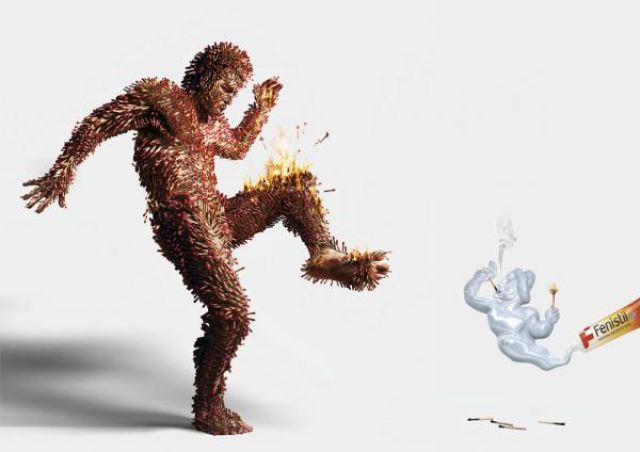 Great Creative Ad Prints (107 pics)
