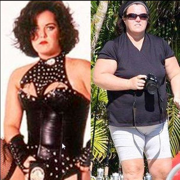 Celebrities That Became Overweight (21 pics)