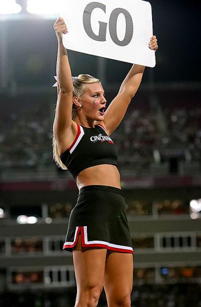 The Best Cheerleader of the Last Week (22 pics)