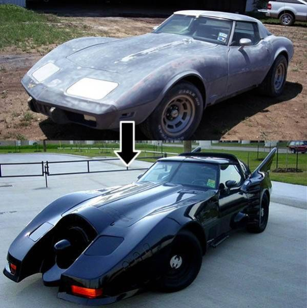 Epic Cars for Batman Fans (17 pics)