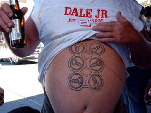 Best Beer Bellies (25 pics)