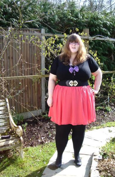 Stylish and Creative Plump Girl (36 pics)
