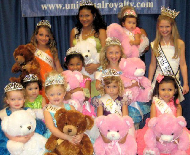 Beauty Children Pageants Make Children Look Ugly