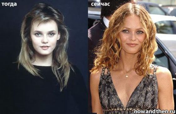 Celebrities Then and Now (75 pics)