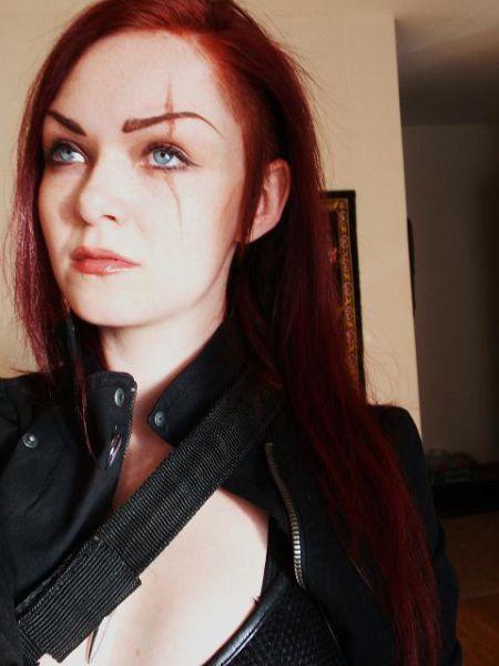Izismile Babe Roll Call: Johanna HALLOWEEN EDITION