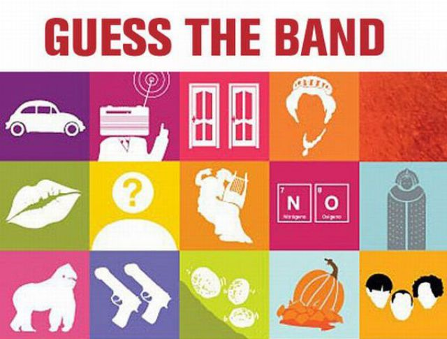 Riddle of the Day: Guess a Band