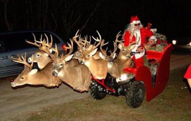 Bad, Bad Santa