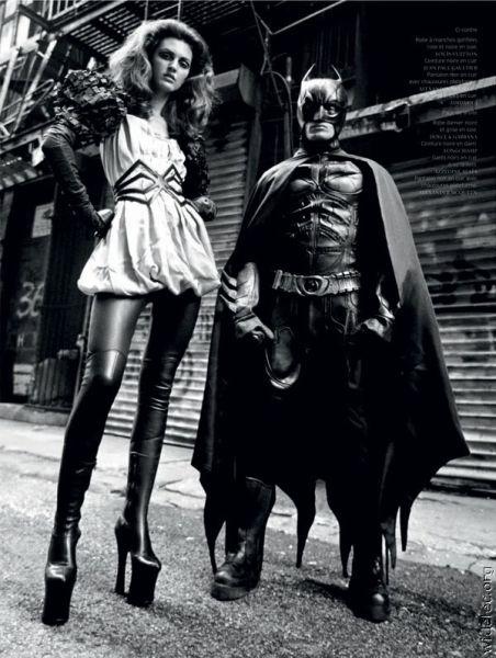 All about Batman