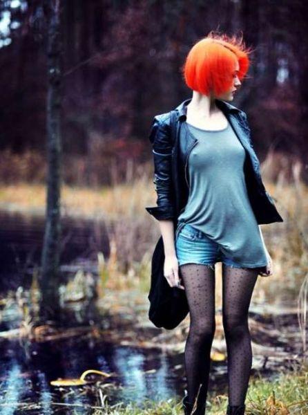 Hair Raising Colors