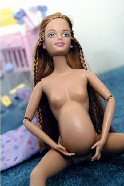 Controversial Barbie Doll