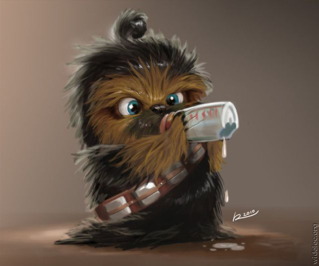 Funny Star Wars Fan Art