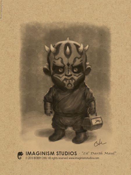 Funny Star Wars Fan Art