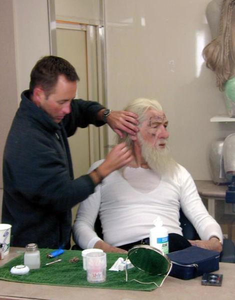 Lord of the Rings Prep Work