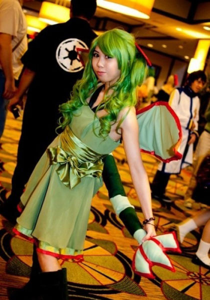 Cute Girls in Pokemon Cosplays