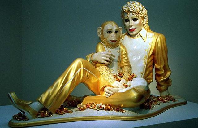 Michael Jackson Kitsch Art