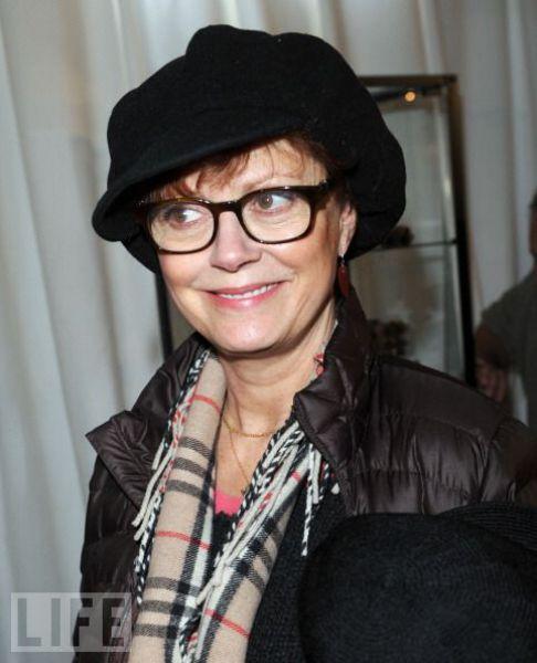 Hot Celebrities Wearing Glasses
