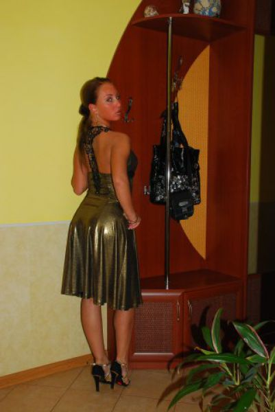 Russian Stripper Transformation