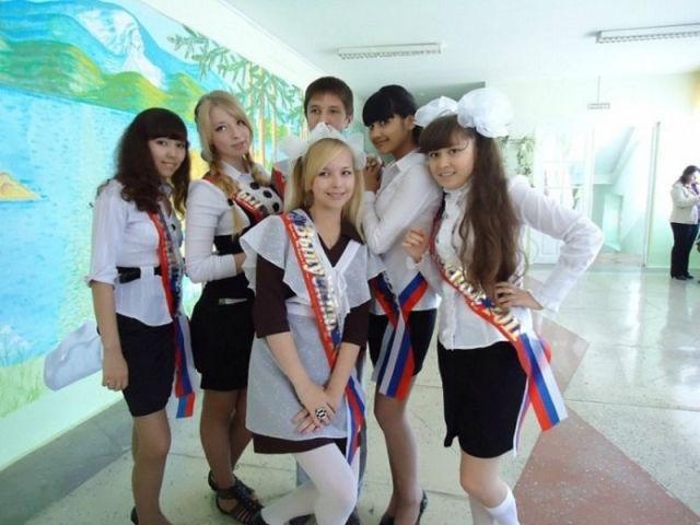 High School Graduate Babes