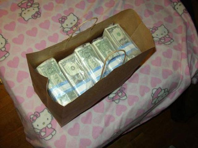 Where Can You Hide One Million Dollars Cash?