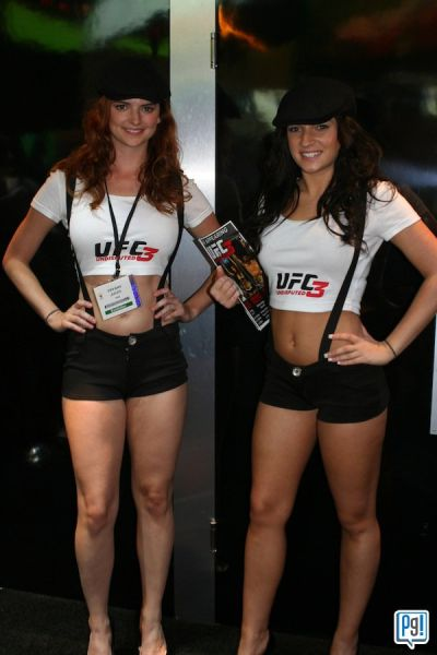 The Hottest E3 2011 Babes
