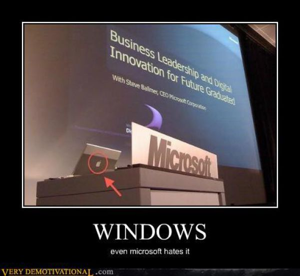 Funny Demotivational Posters. Part 27