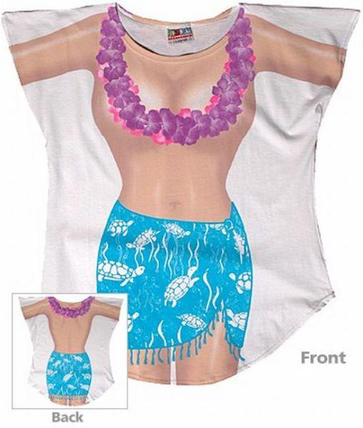 T-Shirts That Look Like a Bikini