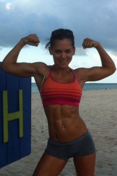 Athletic Women with Awesome Bodies