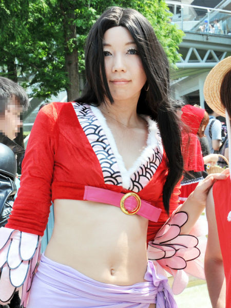 Sexy Cosplay Girls from Comiket. Part 2