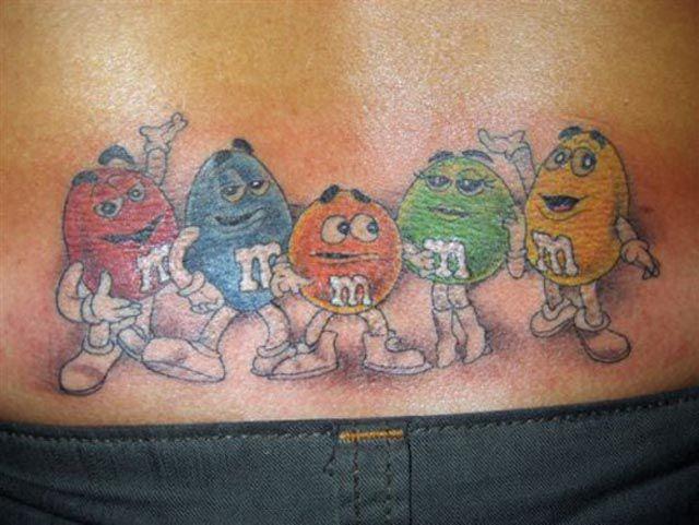 20 Epic Tramp Stamp Tattoos
