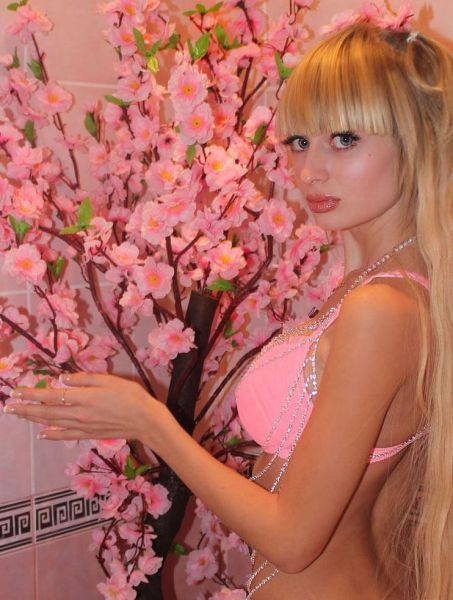 Real Life Barbie Doll From Moscow