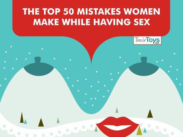 Sex Mistakes Girls Make