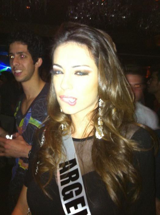 Funny Faces By Gorgeous Miss Universe Contestants