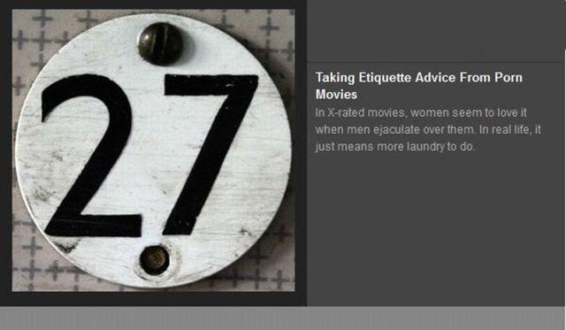 What Men Shouldn