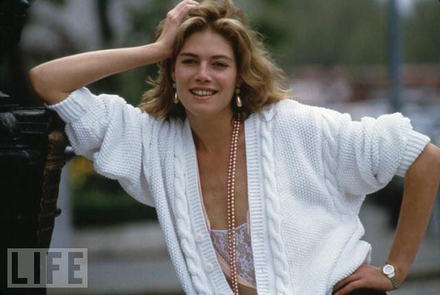 The Hottest '80s Babes Then and Now
