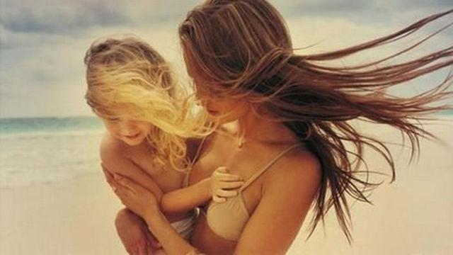 Beautiful Girls With Beautiful Hair