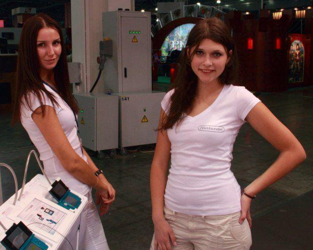 Interactive Game Girls
