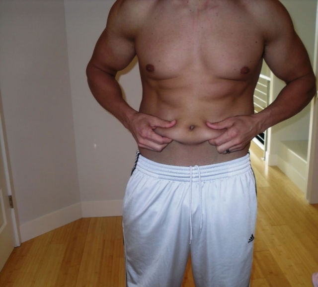 Trainer Goes From Ripped to Fat: Before and After