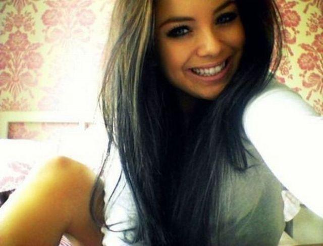 Pretty Girls with Pretty Smiles
