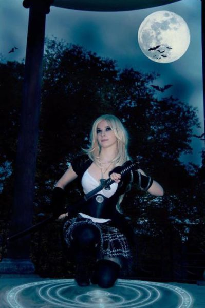 Hot Girl Who Loves Cosplaying