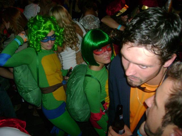 Teenage Mutant Ninja Turtle Girls