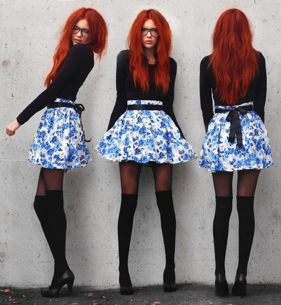 Red-Haired Cuties