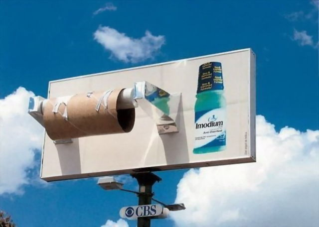 Outdoor Advertising You'll Never Forget