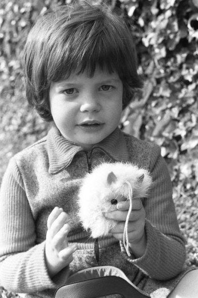 Rare Photographs of Celebrities. Part 18
