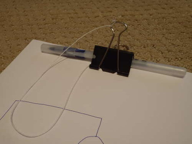 Binder Clips Can Be Very Handy
