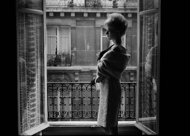 Paris Ladies of the Night Circa the '50s And