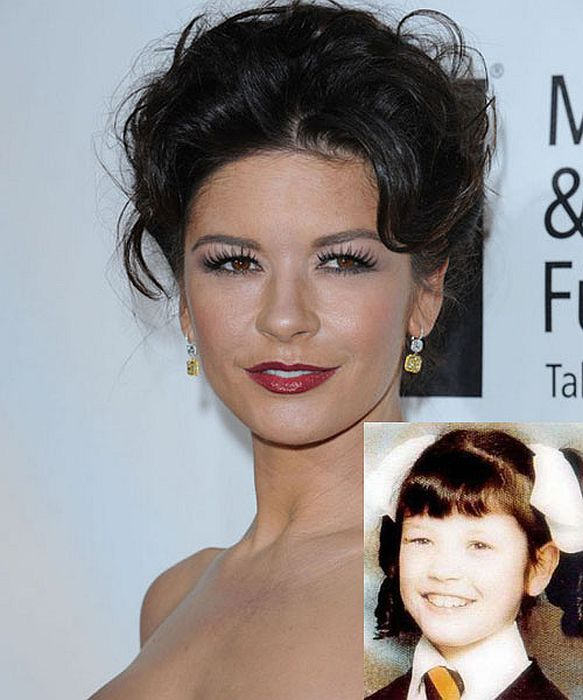 What Hot Celebrities Looked Like Before the Fame