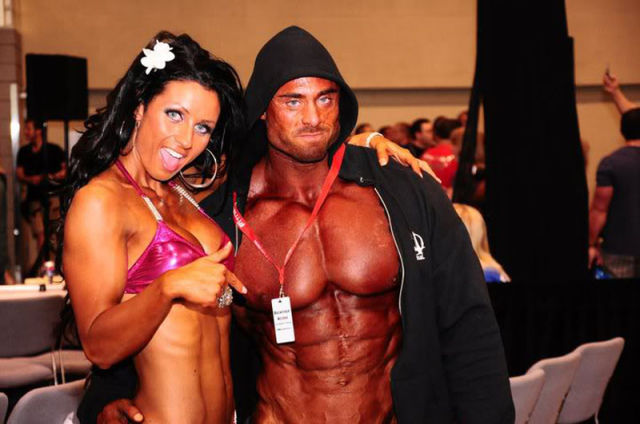Big Muscle Nerds
