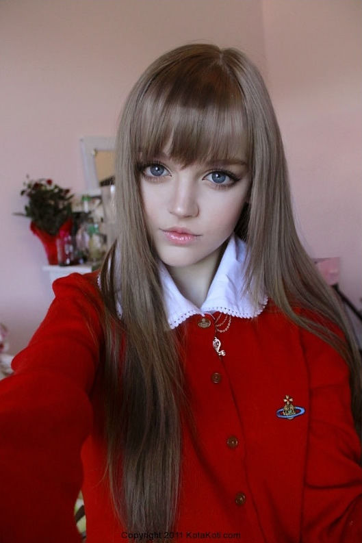 A Real Life Teen Barbie