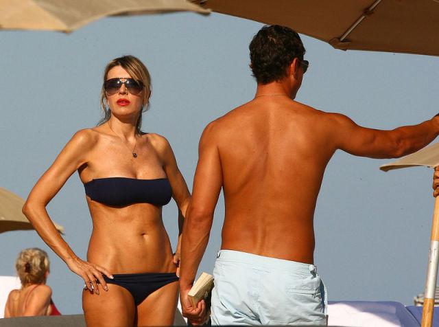 Beautiful Italian Celebrity